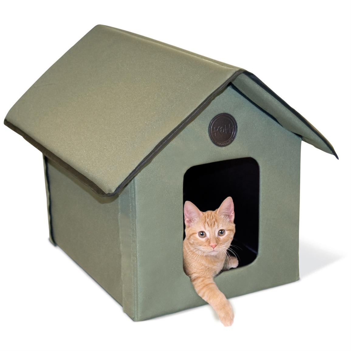 K&H™ Pet Products Outdoor Kitty House™