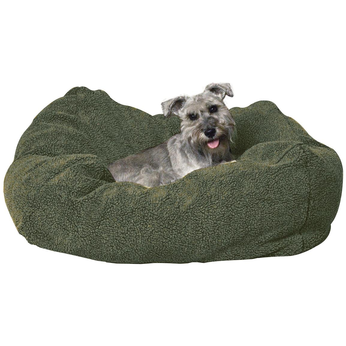 K&H™ Pet Products Cuddle Cube, Green - Small