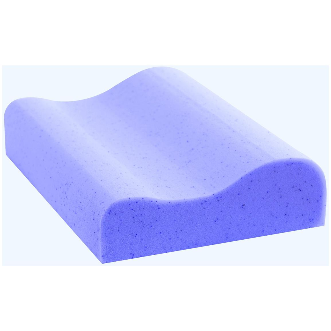 Isotonic® TheraGel™ High-density Contour Comfort Pillow