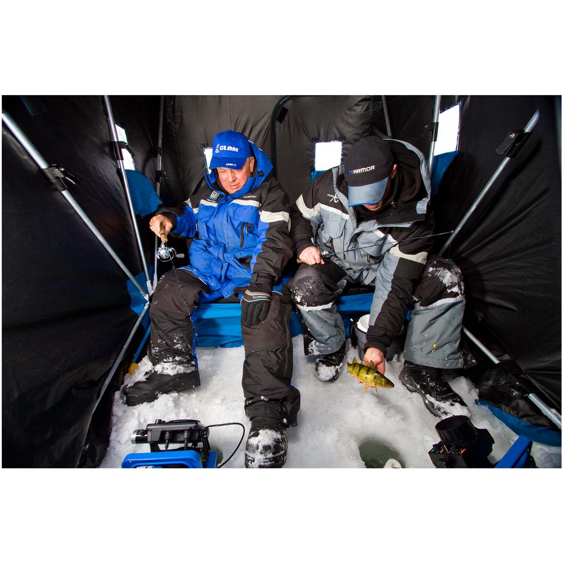 a guide to ice fishing Ice fishing is a unique experience that offers anglers a chance to fish on a lake or river without a boat during winter months it also give you a chance to enjoy time with your family and friends learn what type of fishing gear and equipment you need to start ice fishing this year.