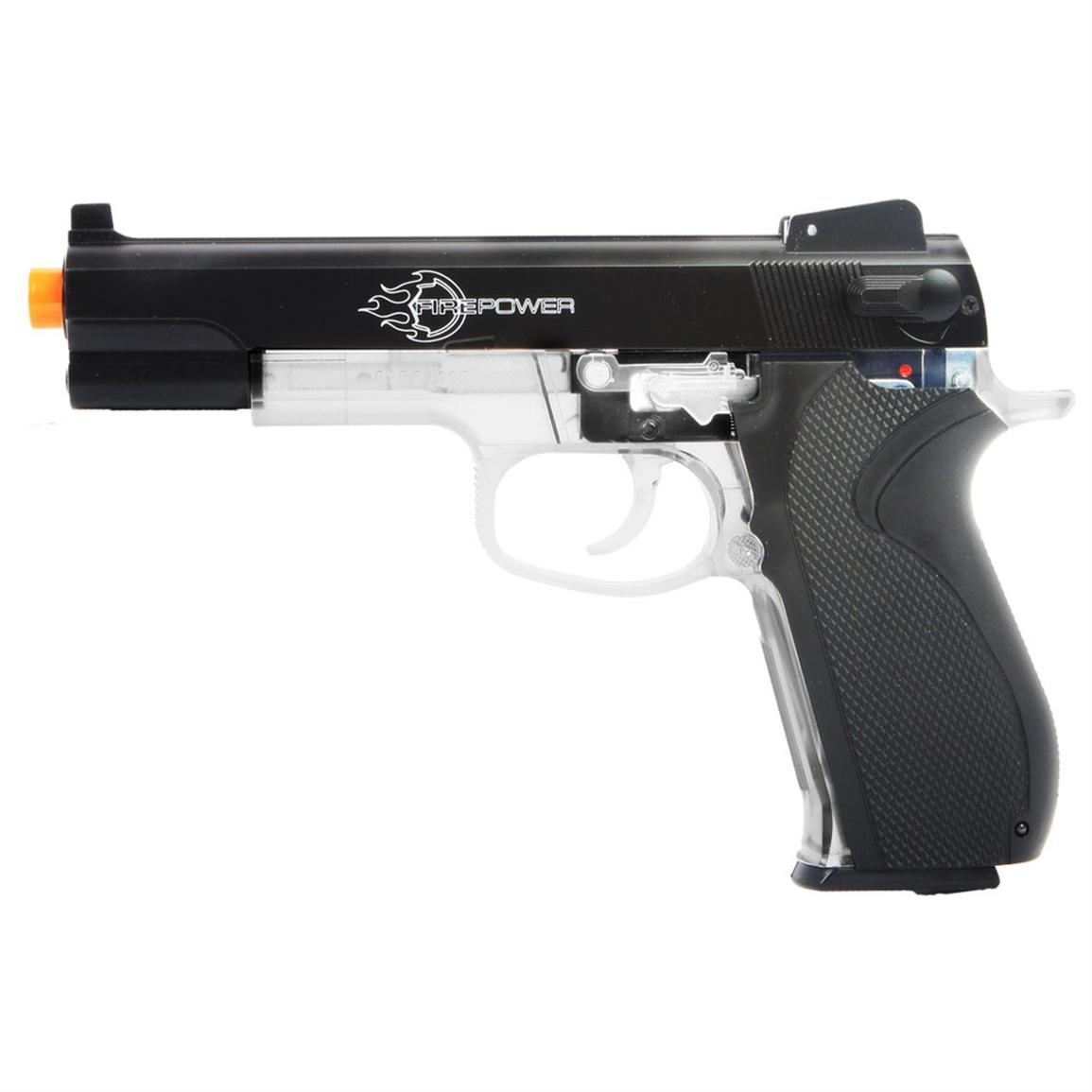 Firepower® .45 Spring-powered Airsoft Pistol from Palco®