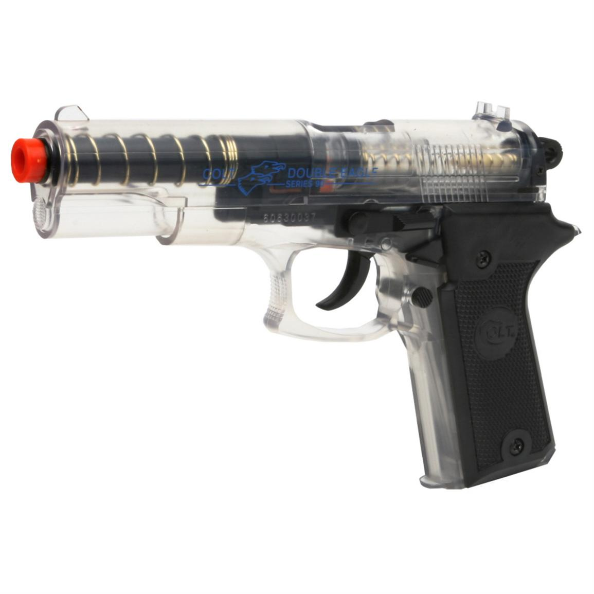 Colt® Double Eagle Spring-powered Airsoft Pistol from Palco®