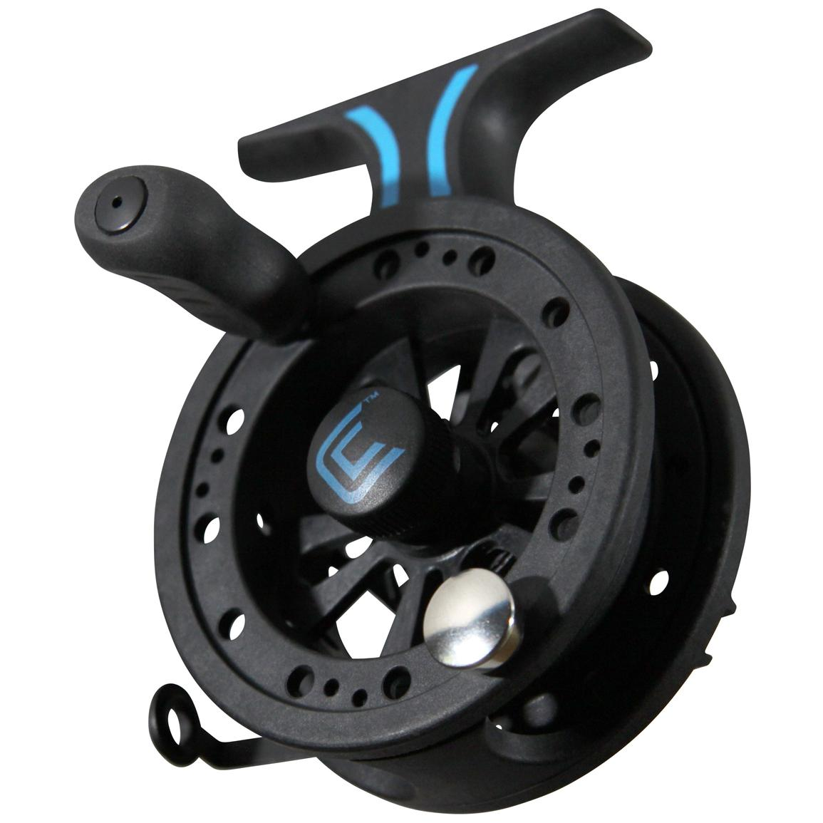 Clam® Ice Spooler 200 Fishing Reel