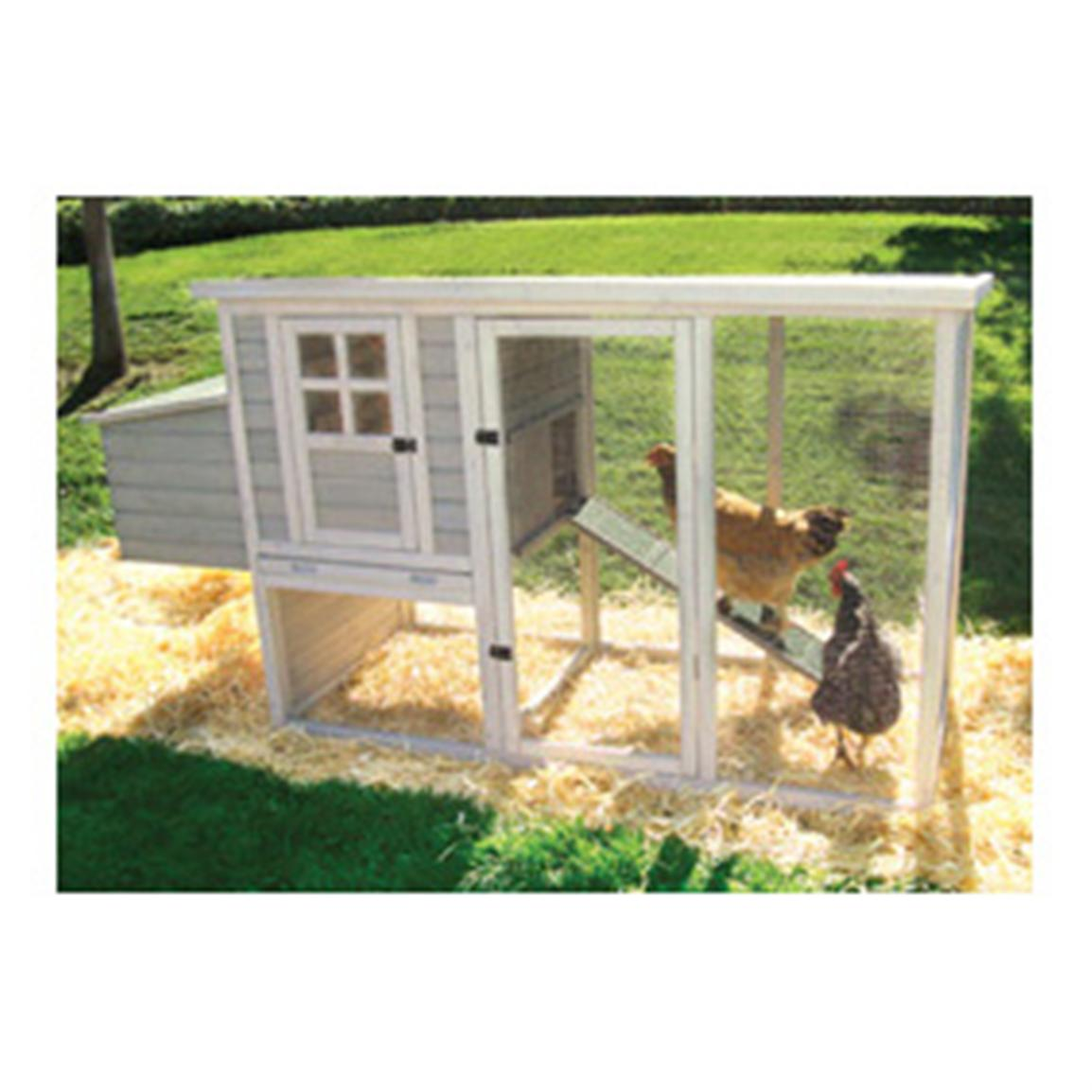 precision pet products hen house chicken coop - Precision Pet Products
