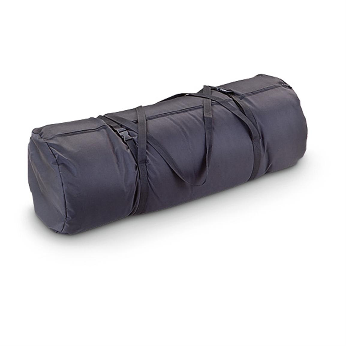 Duffel bag makes travel easy