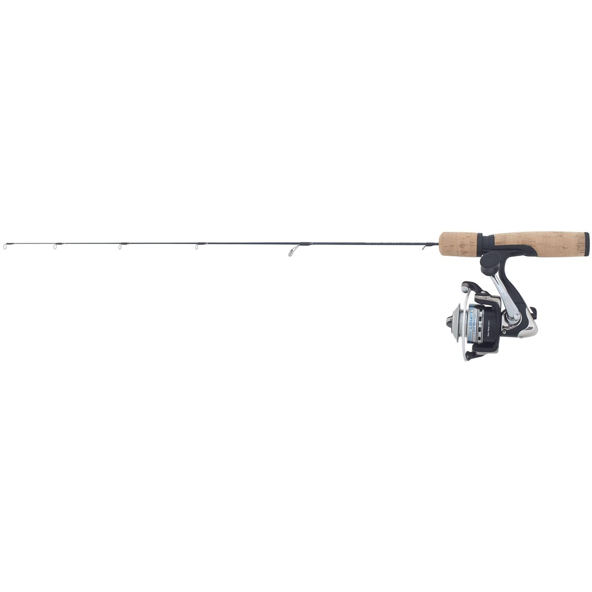 Clam™ Dave Genz Legacy Ice Fishing Rod & Reel Combo