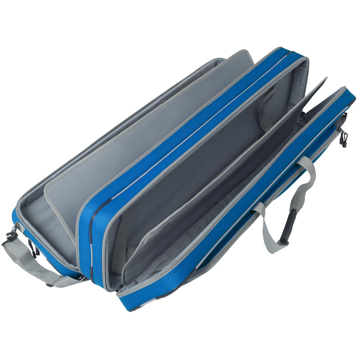 Clam ice fishing rod locker 424245 ice fishing gear at for Ice fishing gear list