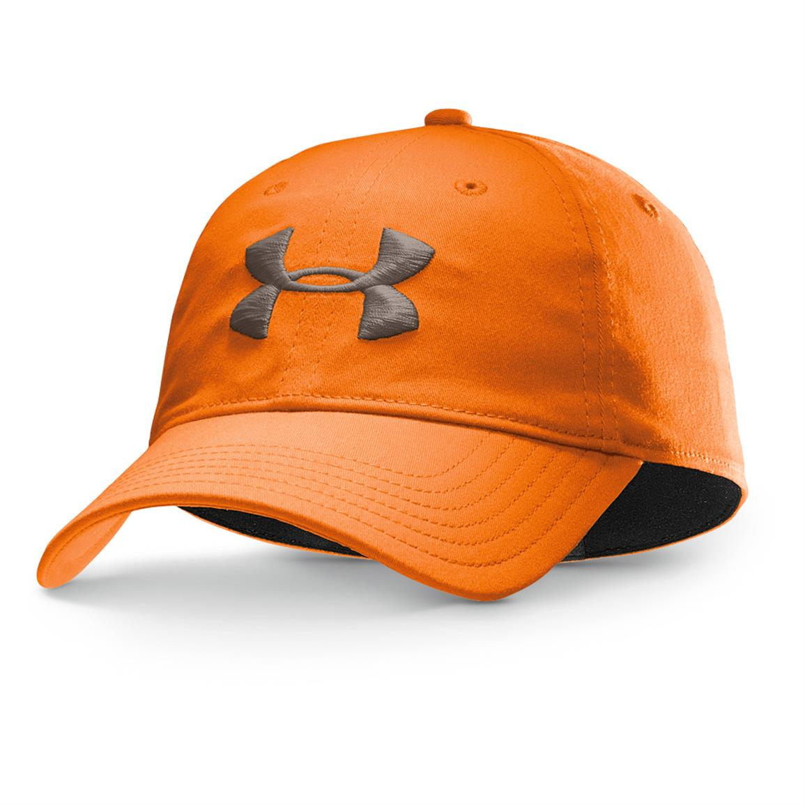 Under Armour Classic Outdoor Hat, Blaze