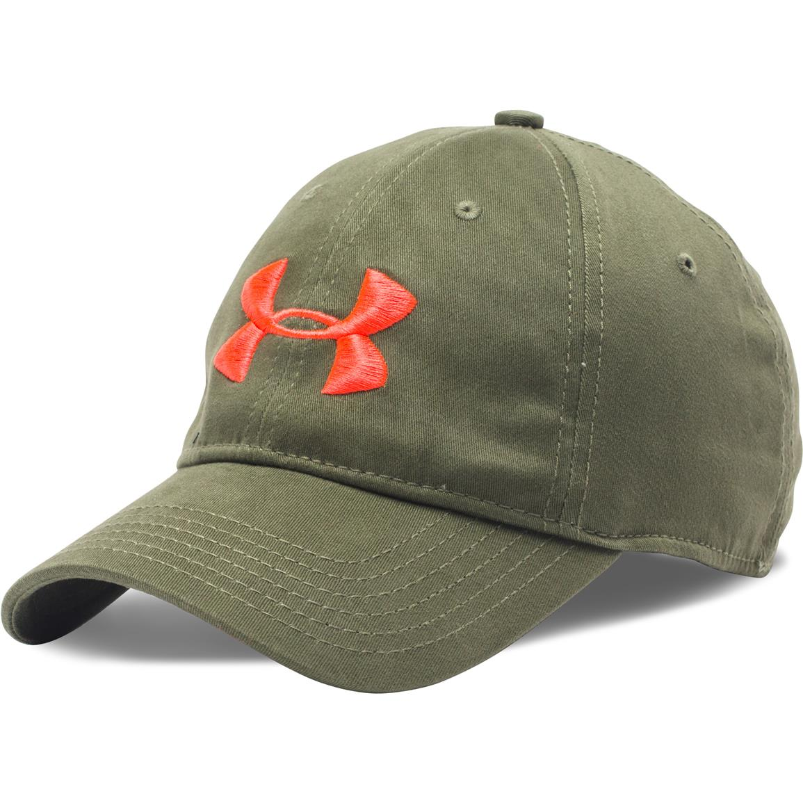 Under Armour Classic Outdoor Hat, Greenhead
