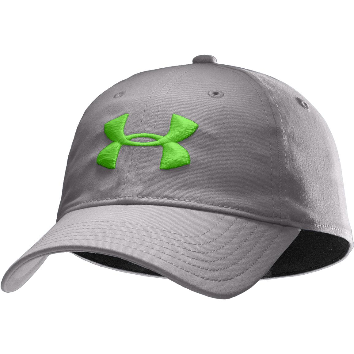 Under Armour Classic Outdoor Hat, Storm / Gecko