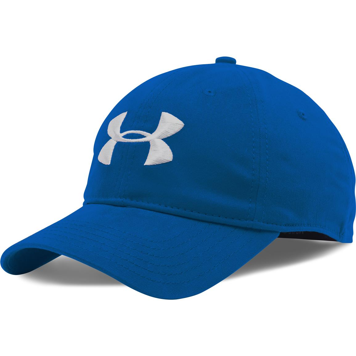 Under Armour Classic Outdoor Hat, Superior Blue