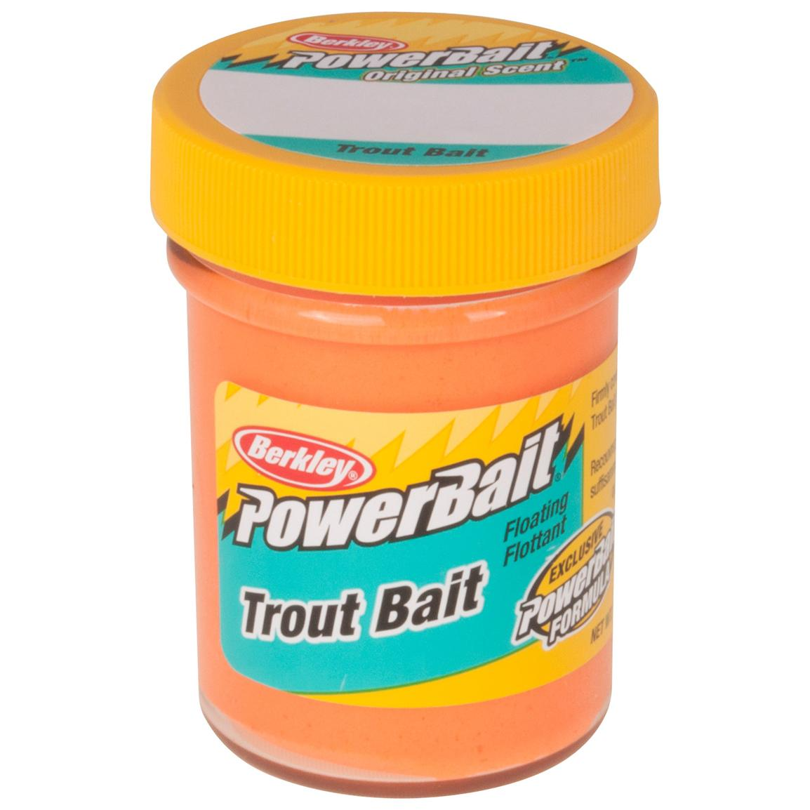 Berkley® Powerbait® Biodegradable Trout Nibble Bait, 1.75-oz. Jar