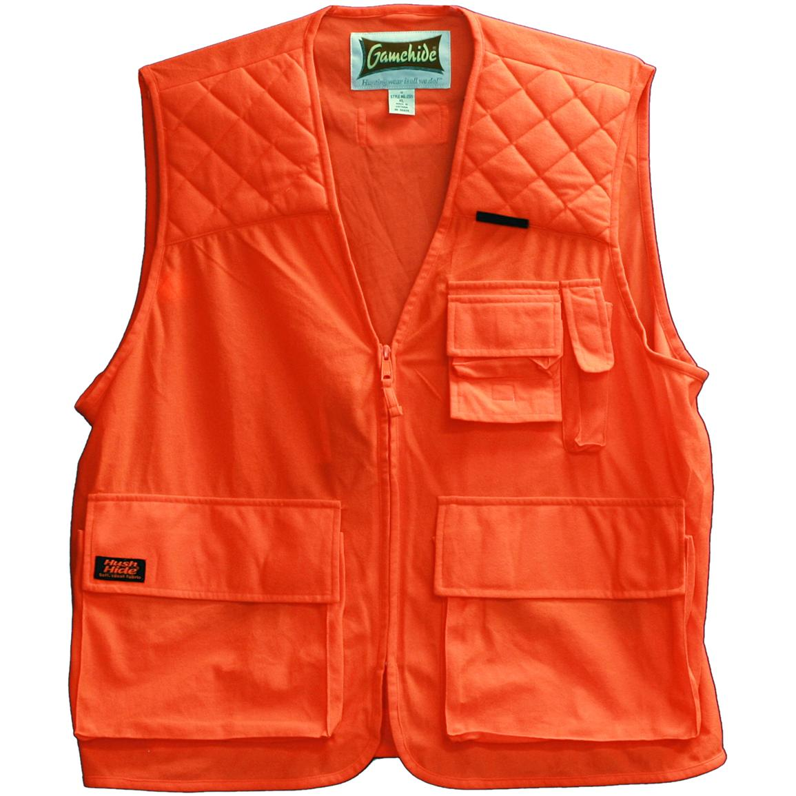 Gamehide® Sneaker Vest, Blaze Orange