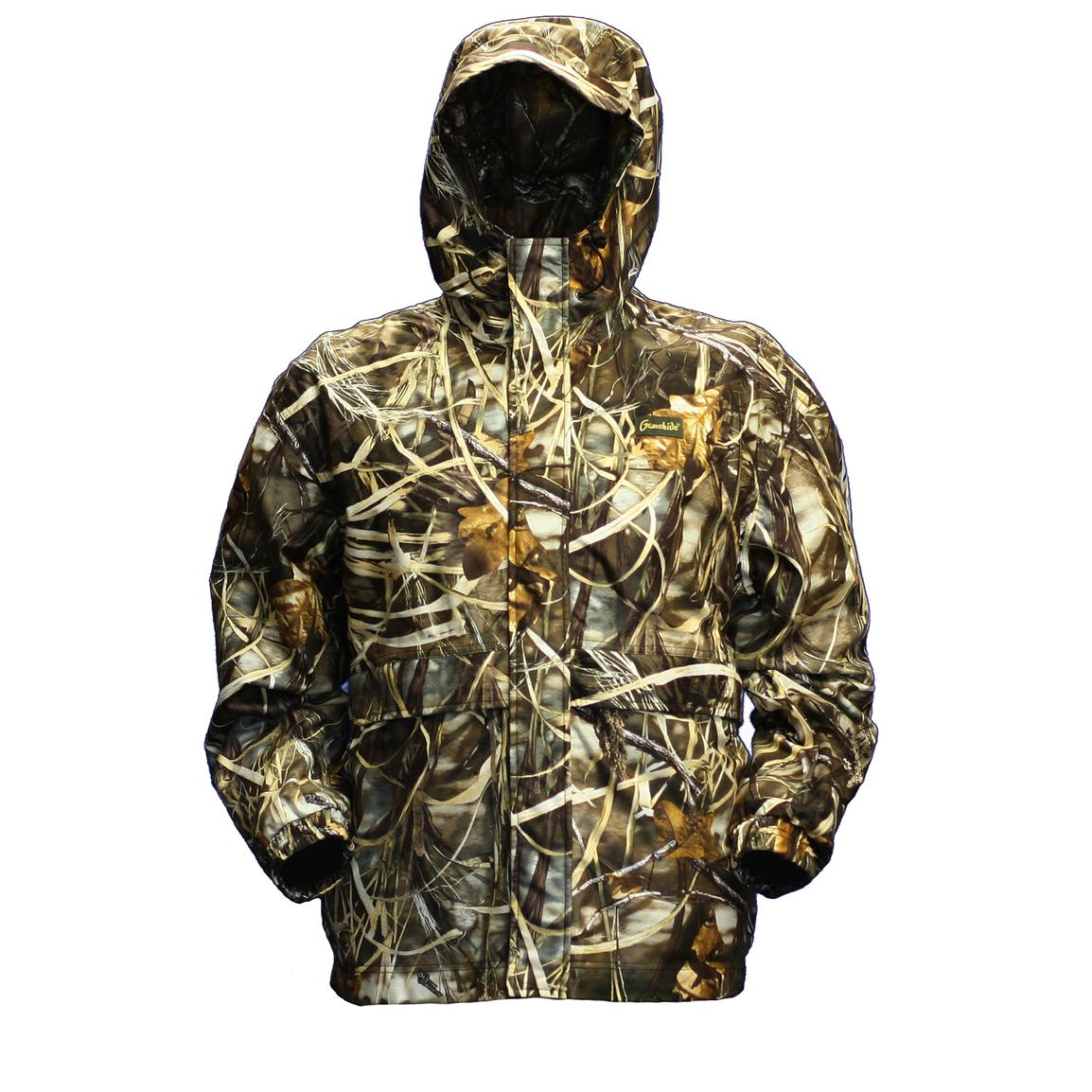 Youth Gamehide® Trail's End Reversible Jacket, Advantage Max-4 / Realtree Xtra®