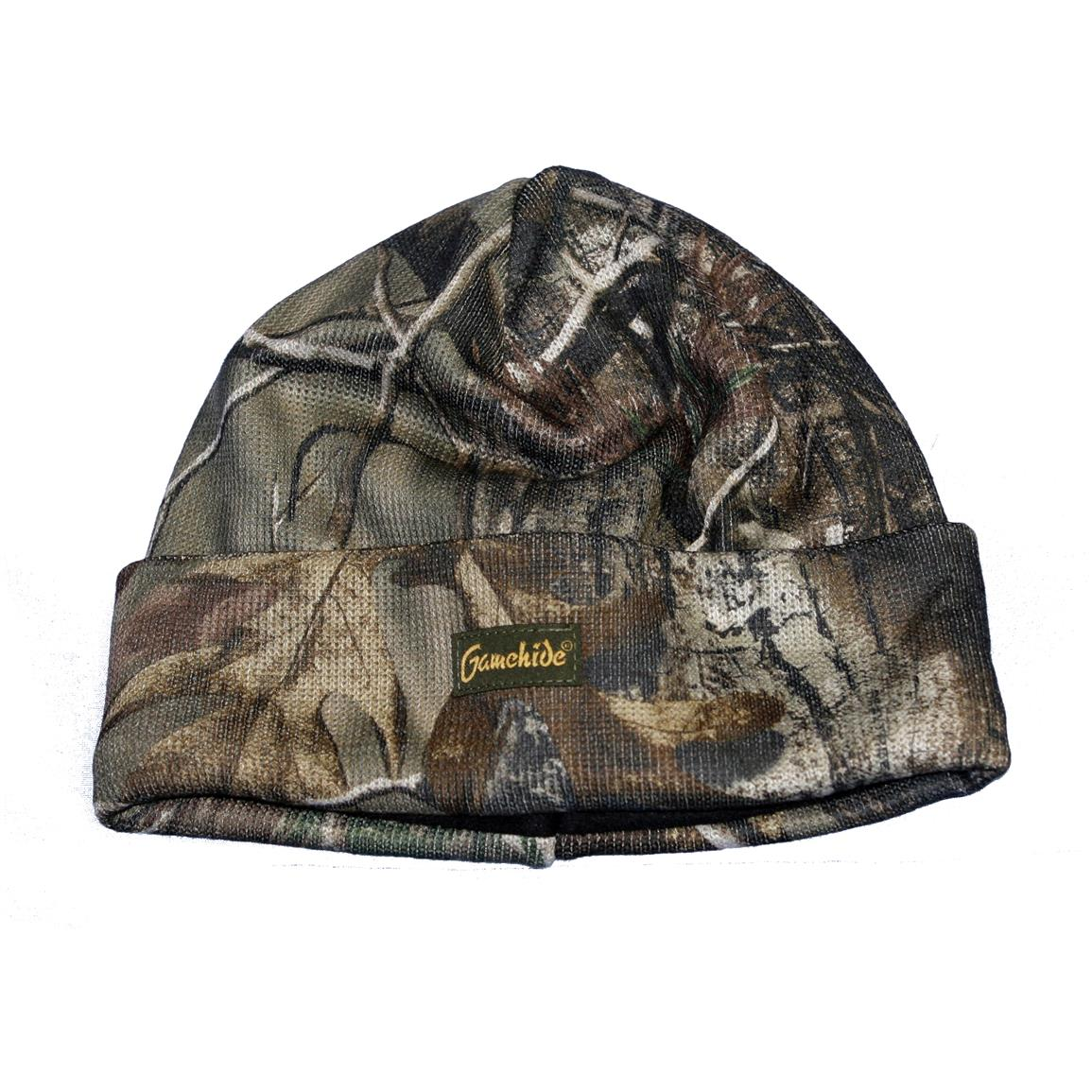 Gamehide® 100 gram Thinsulate™ Insulation Knit Hat, Realtree Xtra®