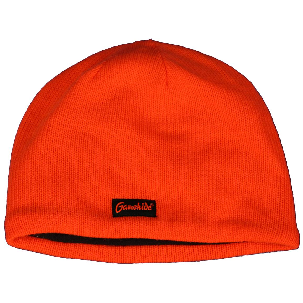 Gamehide® Skull Cap, Blaze Orange