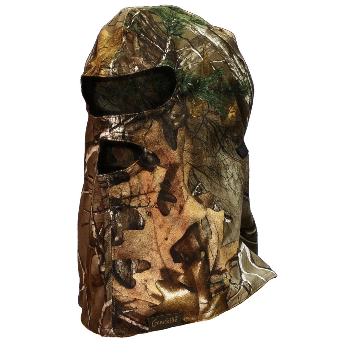 Gamehide® Facemask, Realtree Xtra®