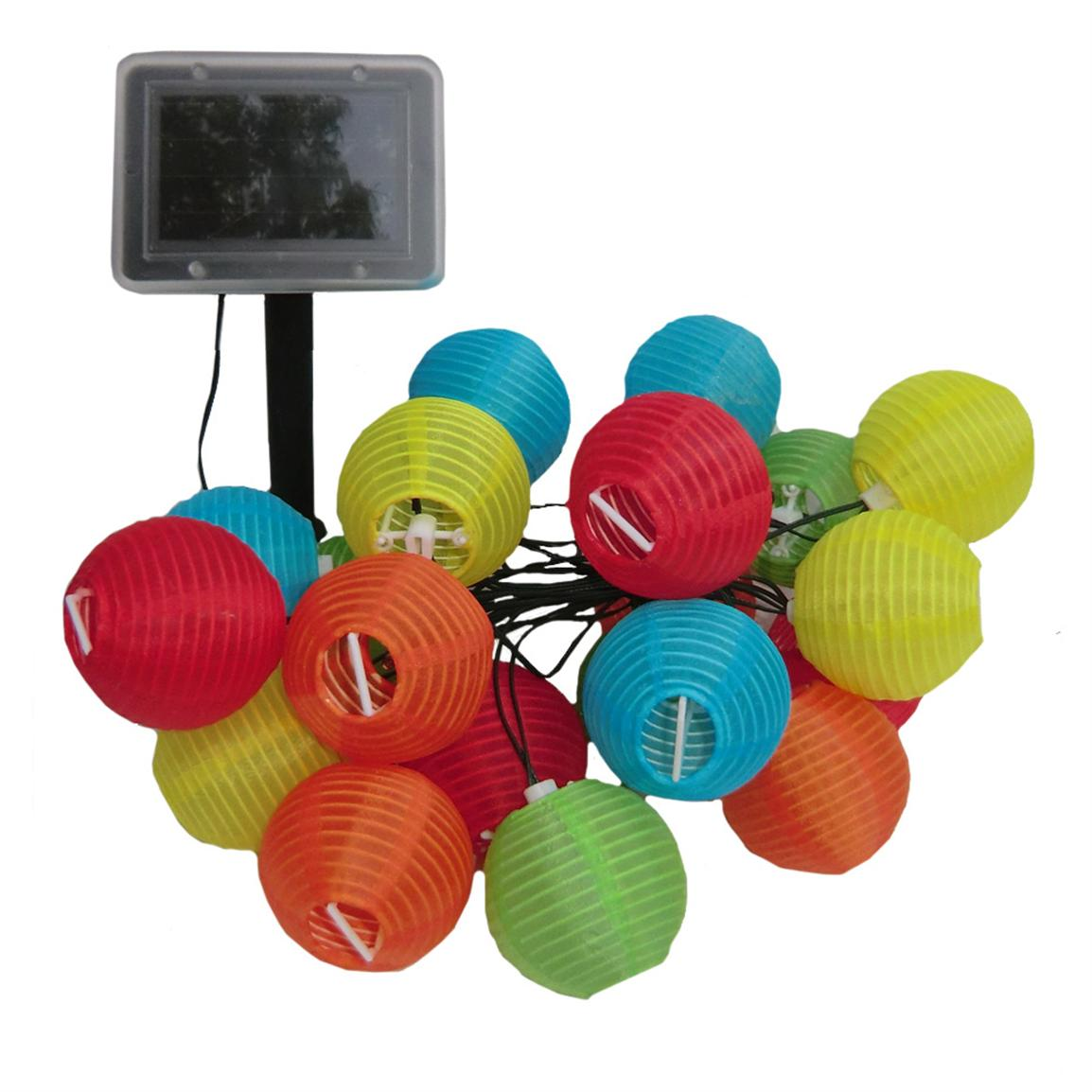 Target Outdoor String Lights Replacement Bulbs: Smart Solar™ Chinese Lantern Solar String Lights