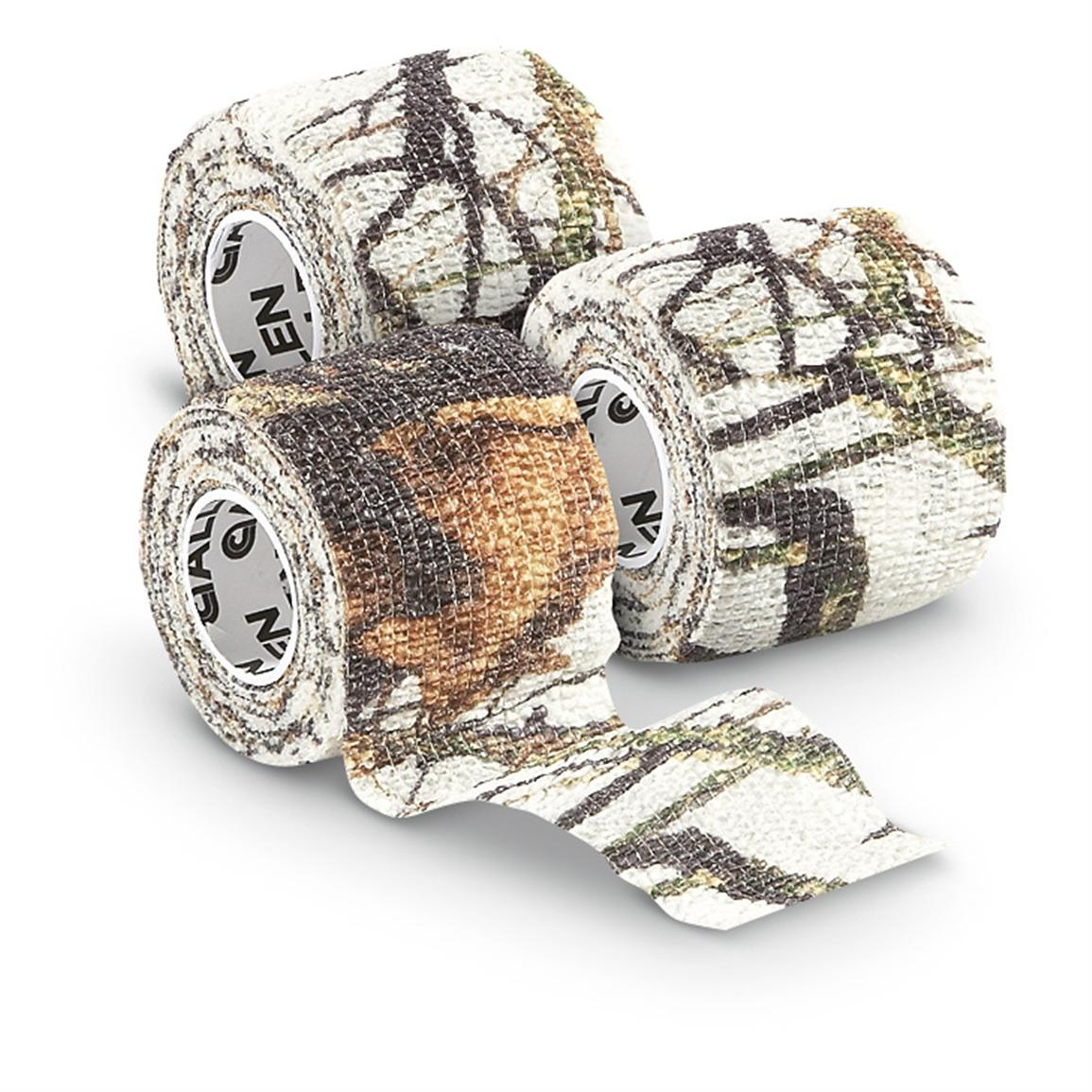 3-Pk. Protective Camo Wrap, Mossy Oak Winter Break-Up®