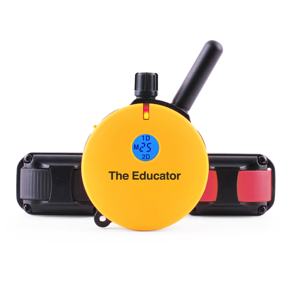 Educator® ET-402TS 2-Dog The Educator 3/4-Mile Remote Dog Trainer