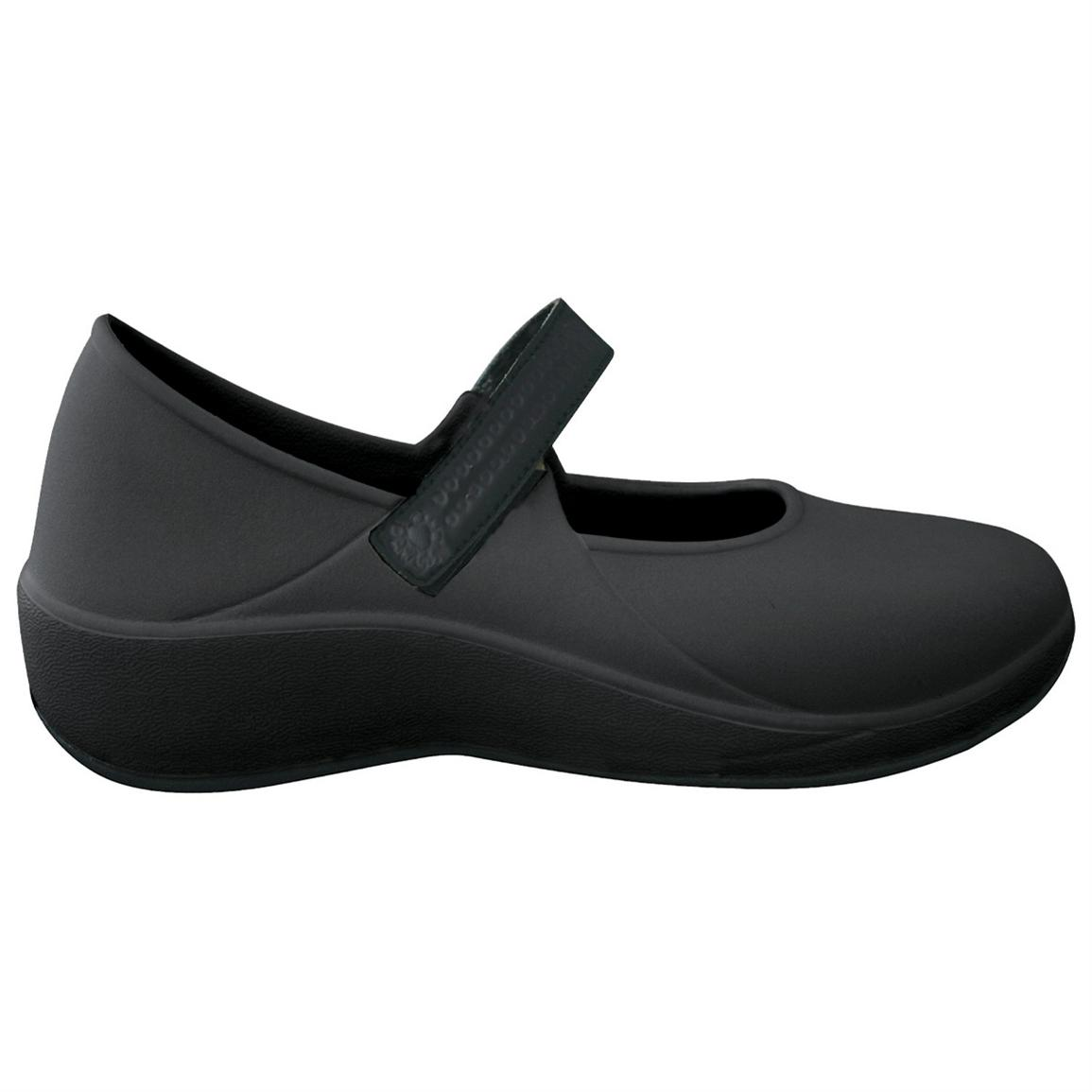 Women's Dawgs® Mary Jane Pro, Black
