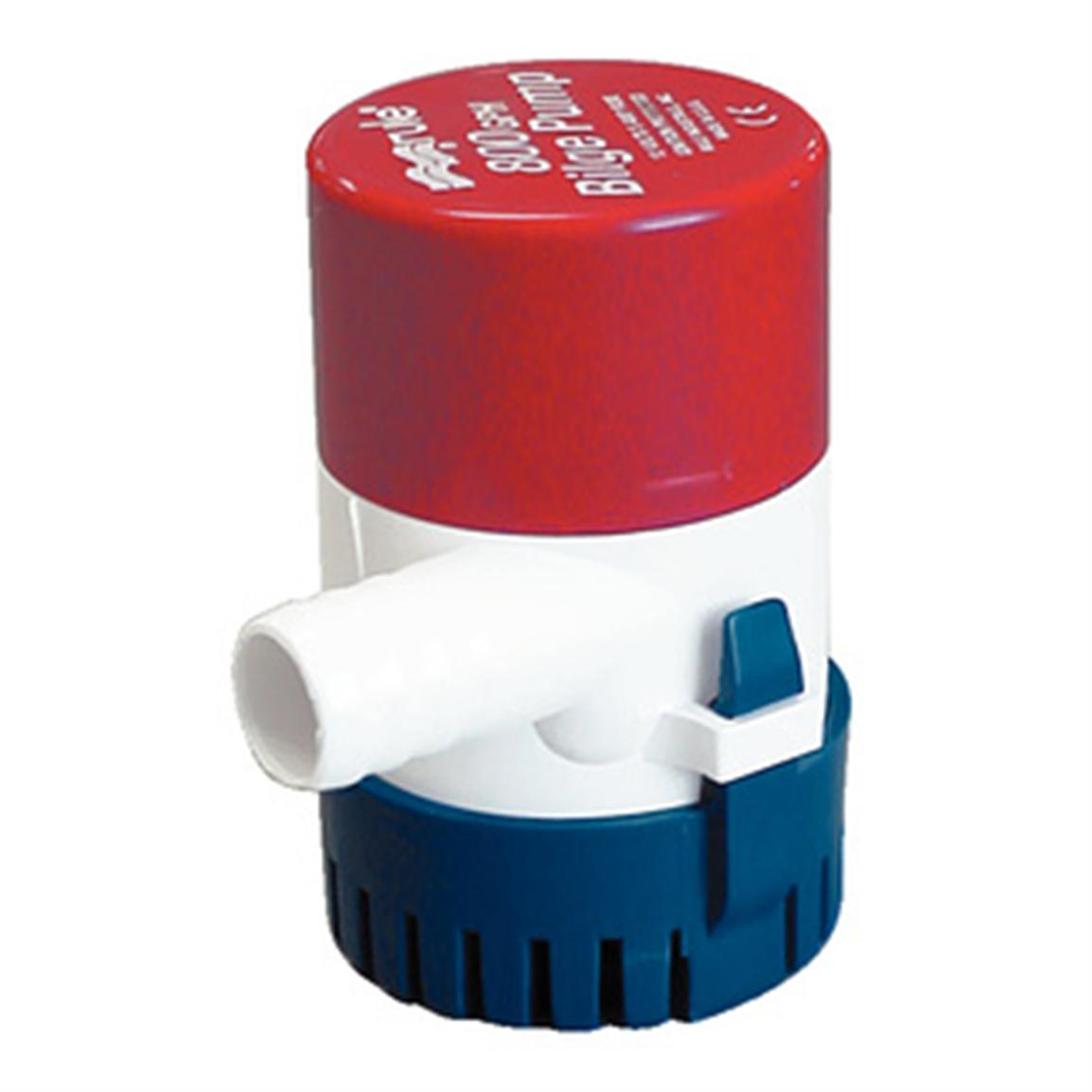Rule 800 GPH Round Bilge Pump