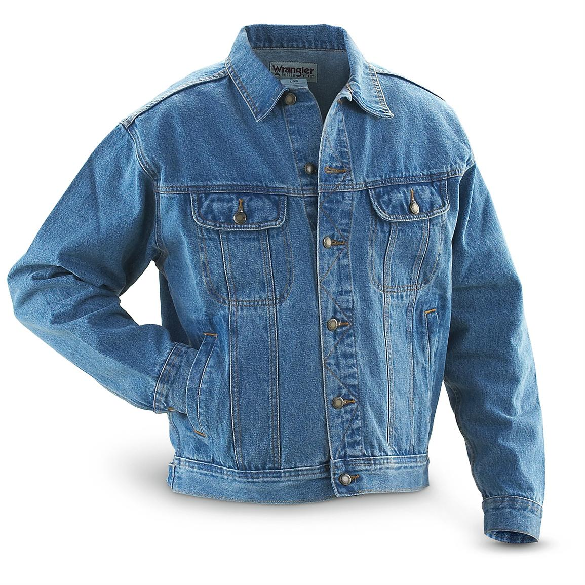 Denim Jackets Outerwear. Clothing. Women. Womens Coats & Jackets. Denim Jackets Outerwear. Showing 48 of results that match your query. Search Product Result. Product - Cover Girl Jeans Denim Jacket for Women Distressed Long Sleeve Size Small Denim Blue. Product Image. Price $ .