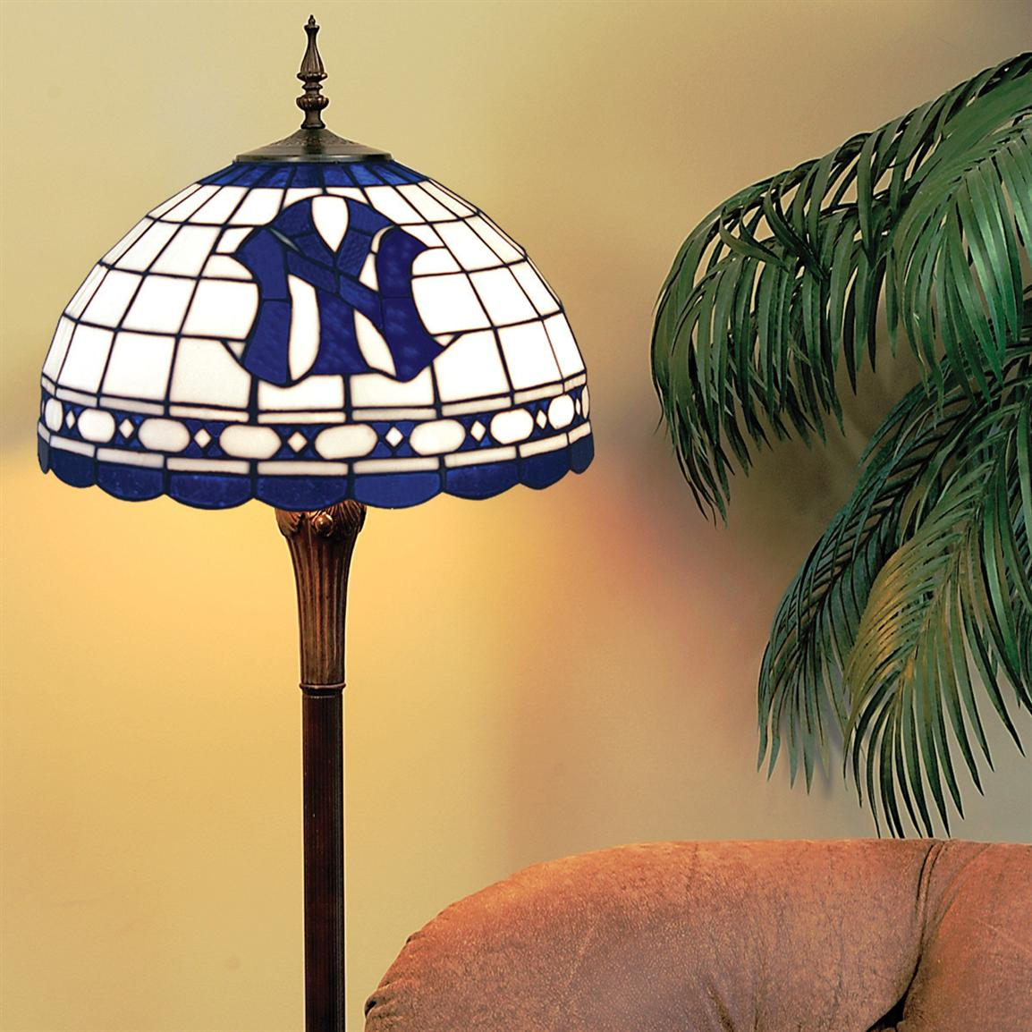 Licensed Mlb Table Lamps 48003 Sports Fan Gifts At