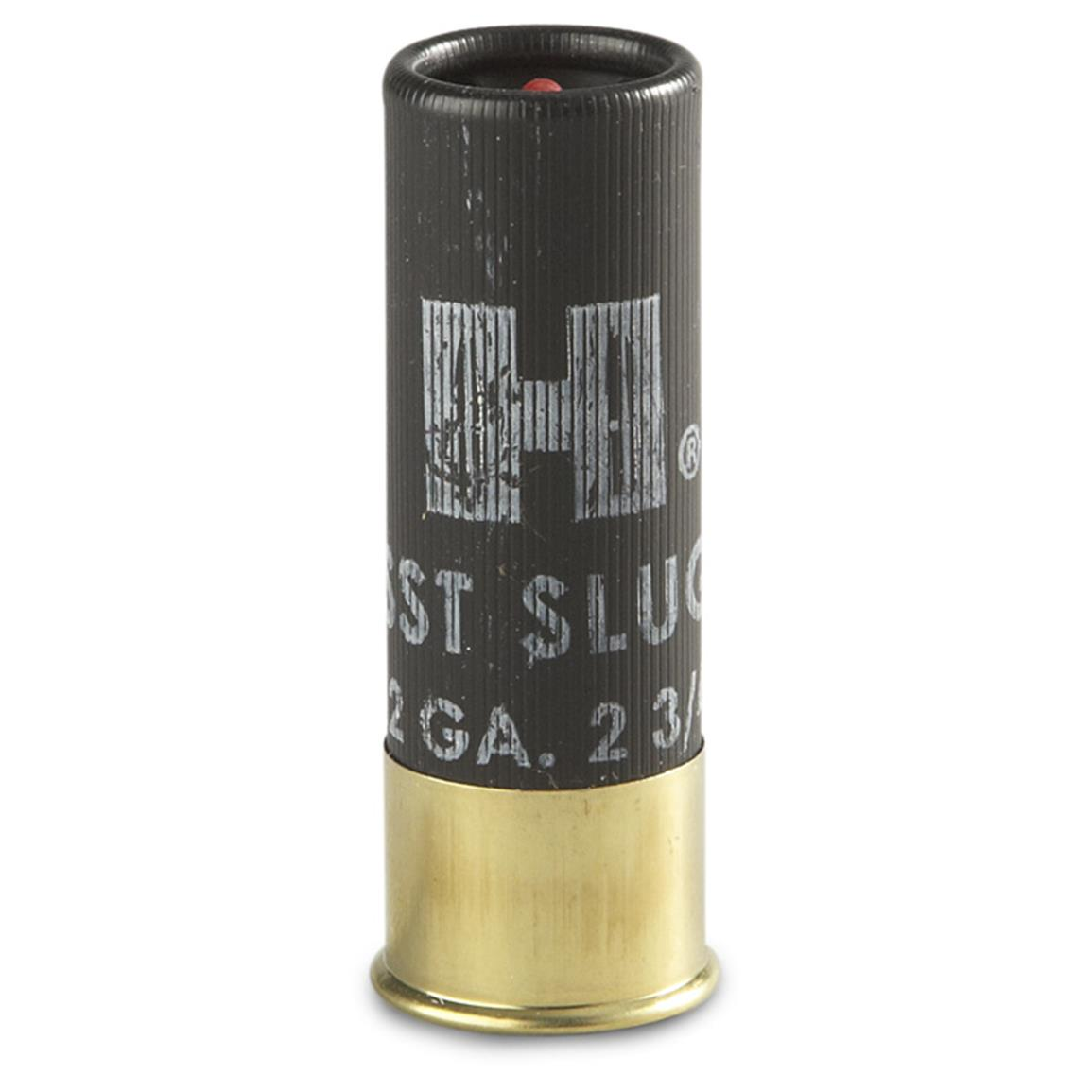 SST Shotgun Slugs 12 Gauge Ammo