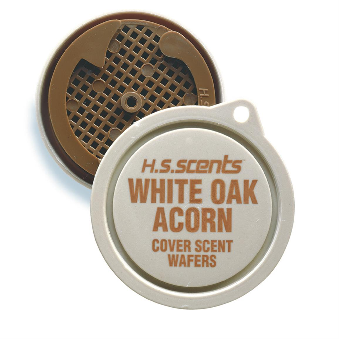 Hunter's Specialties White Oak Acorn Solid Scent Wafers