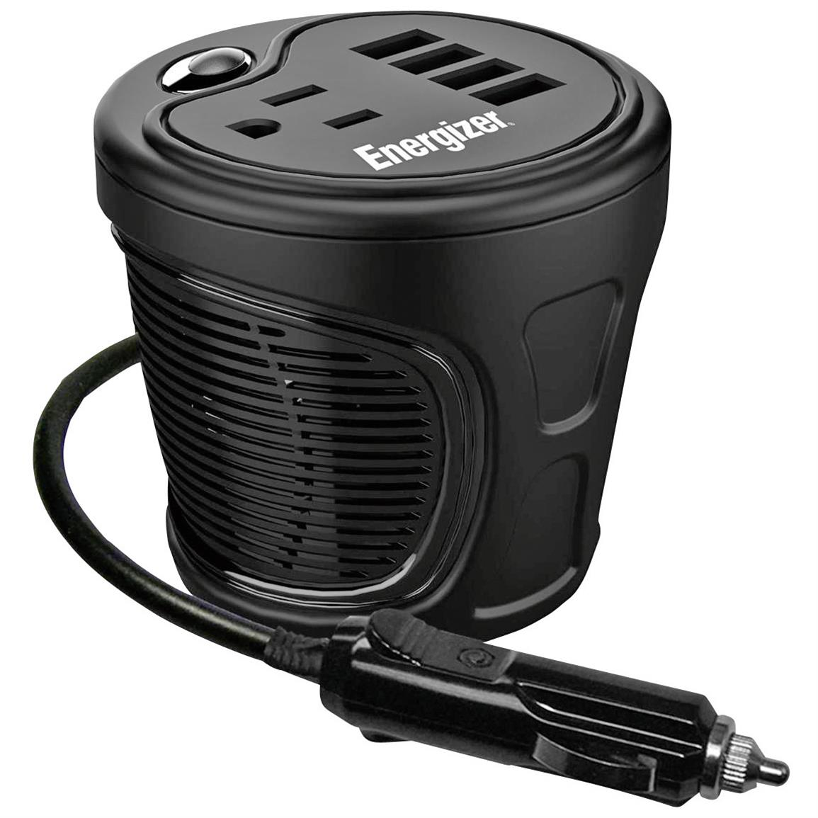 Energizer 120W Cup Inverter