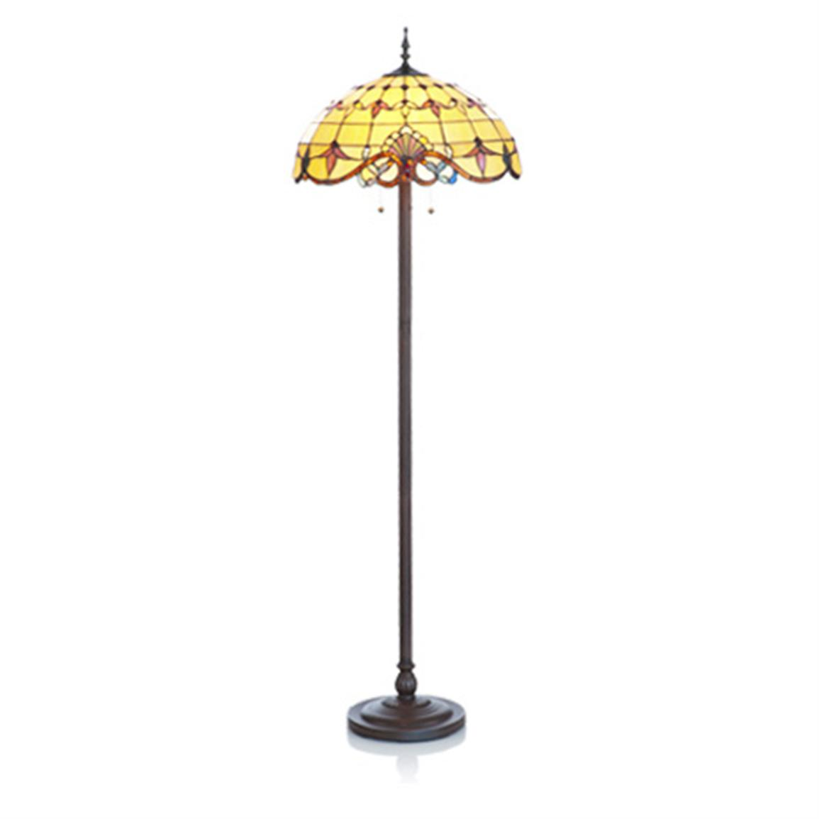 River of Goods Amber Allistar® Floor Lamp