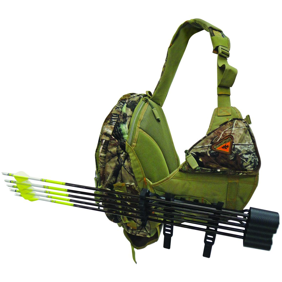 Game Plan Gear® Spot N Stalk Quiver Pack