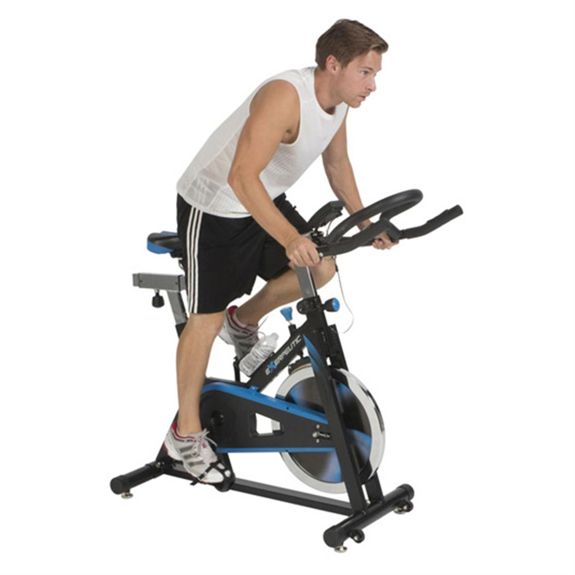 Exerpeutic LX7 Training Cycle With Heart Pulse