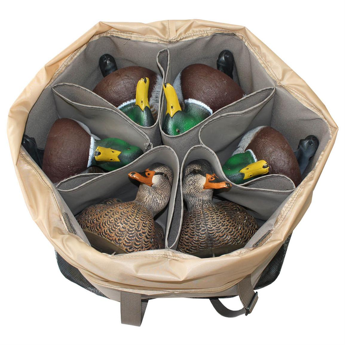 Splash® 6-slot Decoy Floater Bag