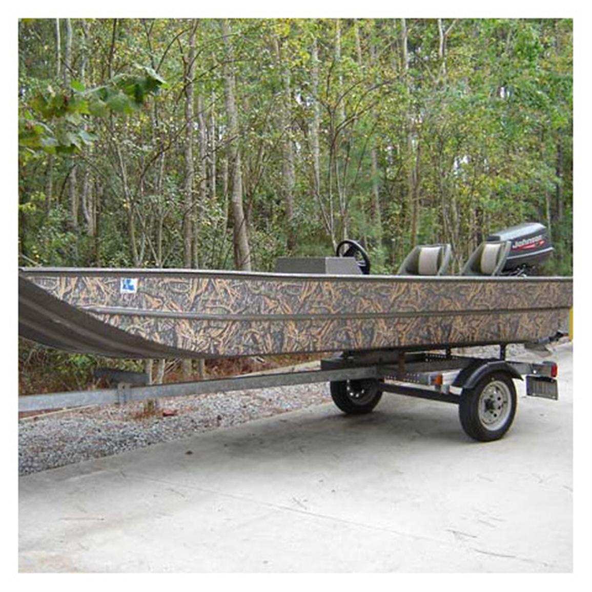 Camowraps 60 sq. ft. Premium Budget Boat Kit