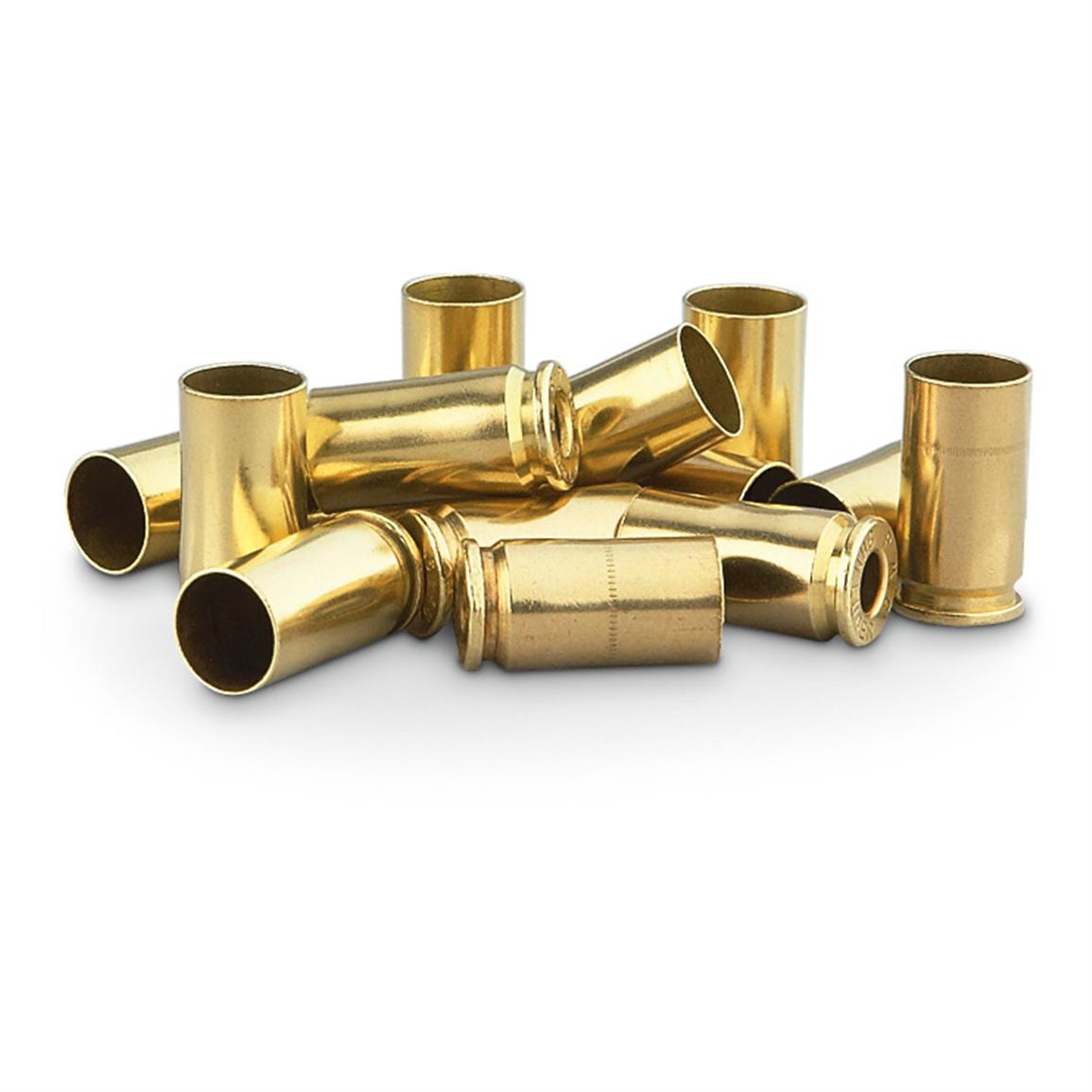 1,000 rds. 9mm Processed Brass