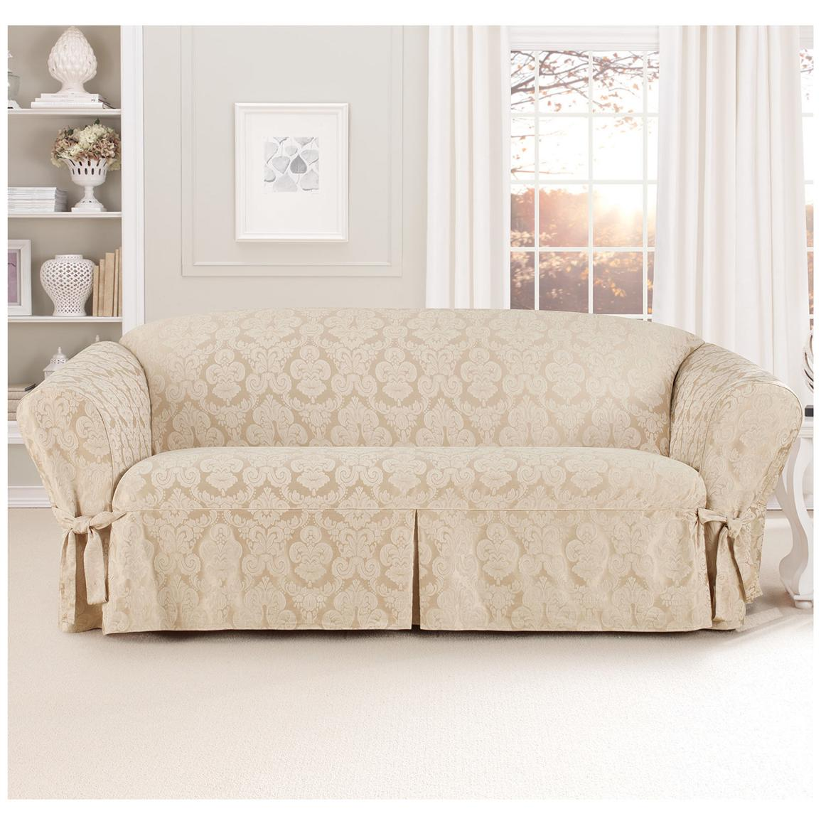 Sure Fit® Middleton Sofa Slipcover - 581237, Furniture ...