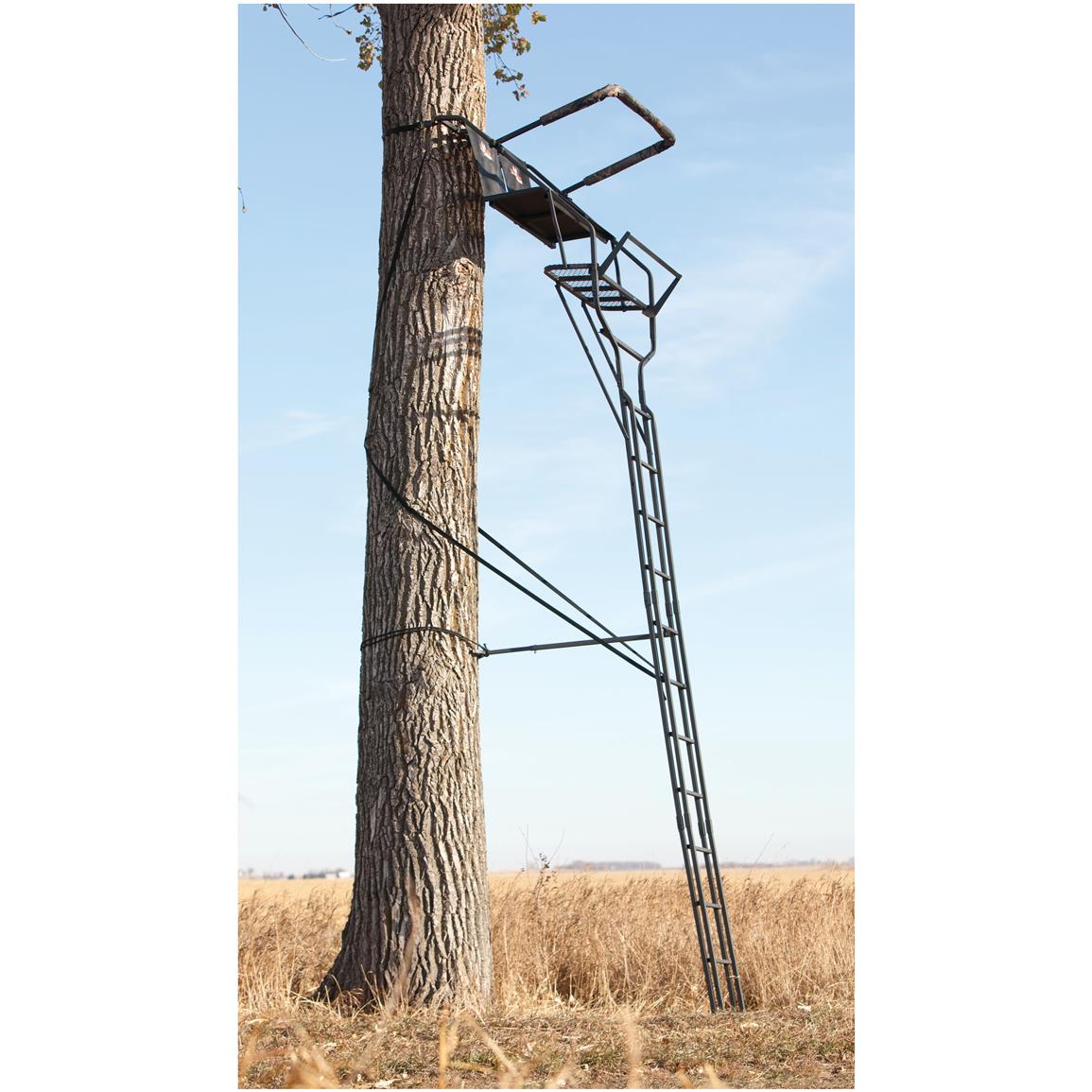 Big Game® 18' Rut Hunter Ladder Stand