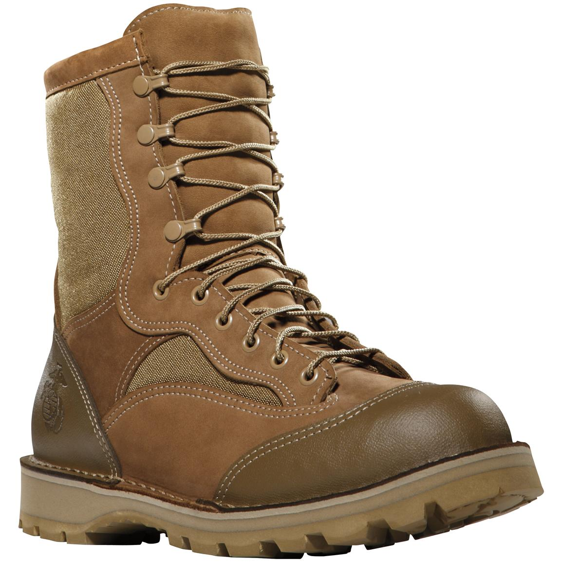 Danner® USMC RAT Hot ST Military Boots, Mojave