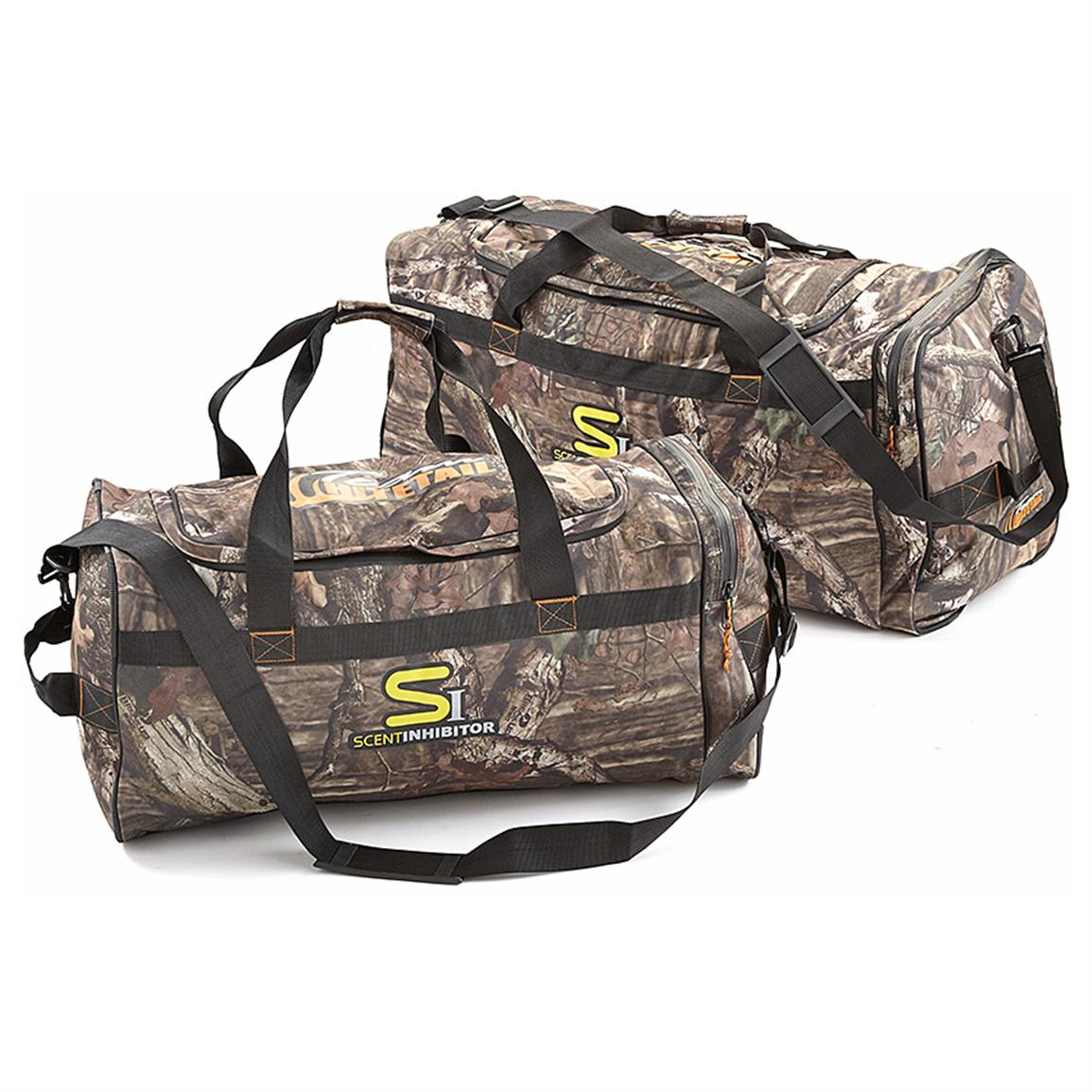 Team Whitetail™ Scent Inhibitor Duffel Bags