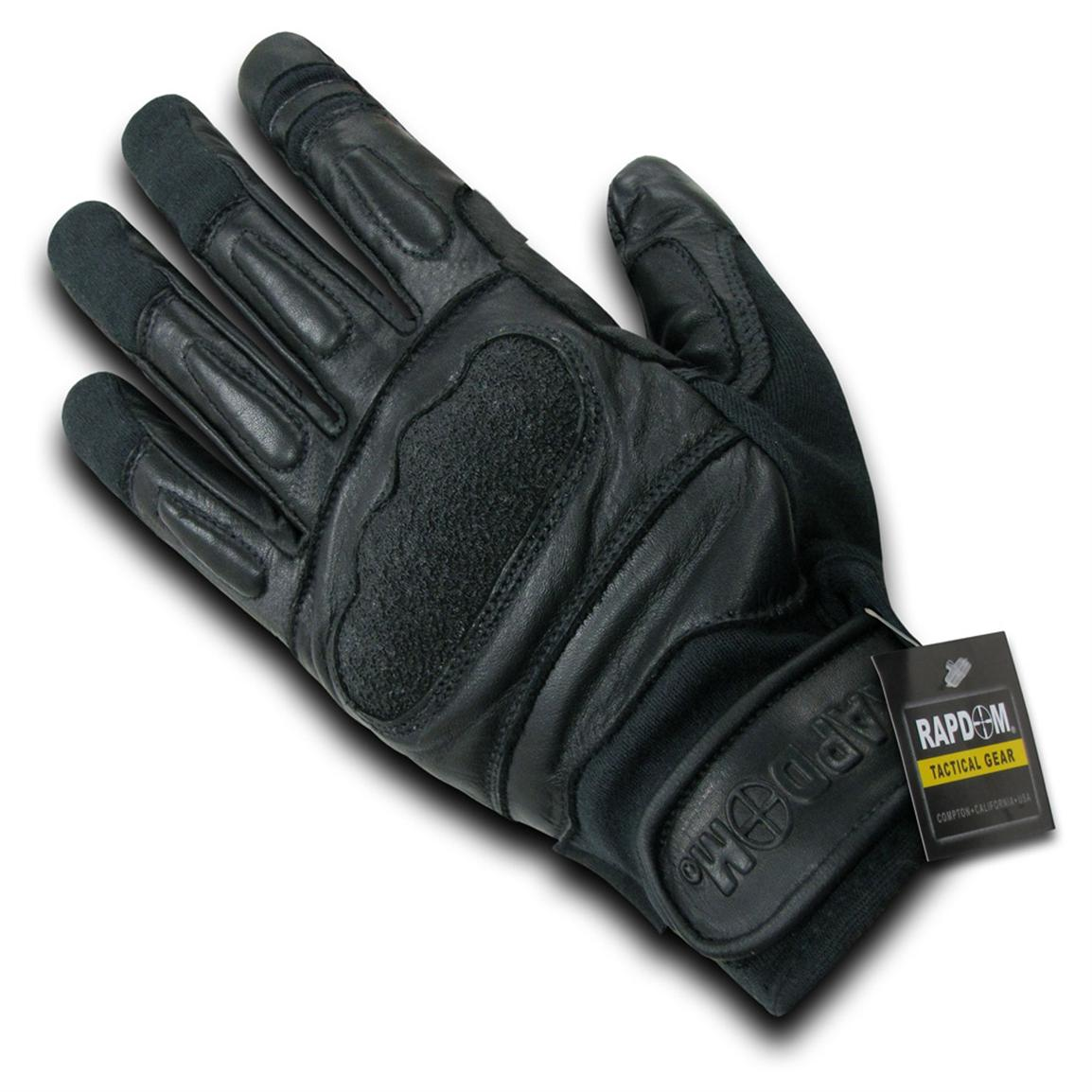 Rapid Dominance Tactical Gloves with Kevlar®, Black