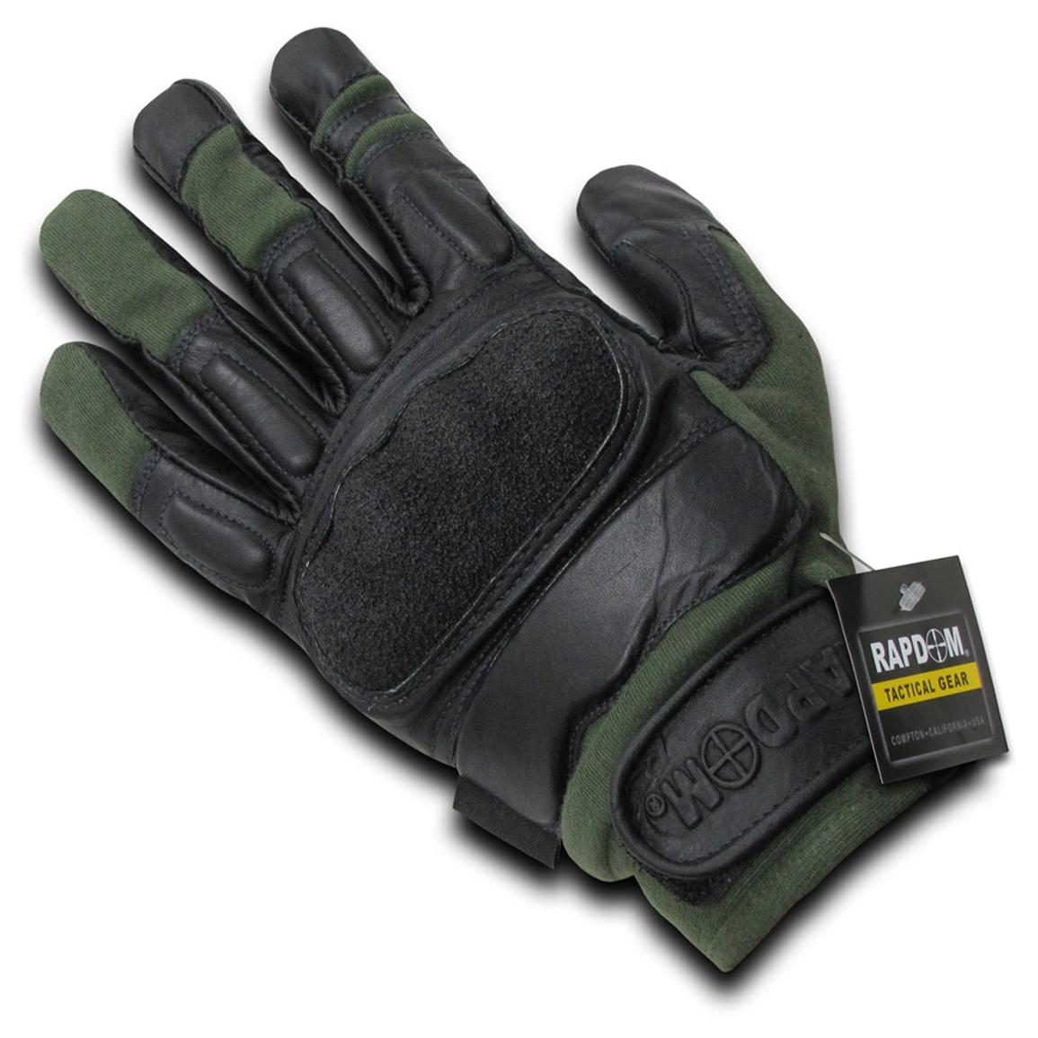 Rapid Dominance Tactical Gloves with Kevlar®, Sage