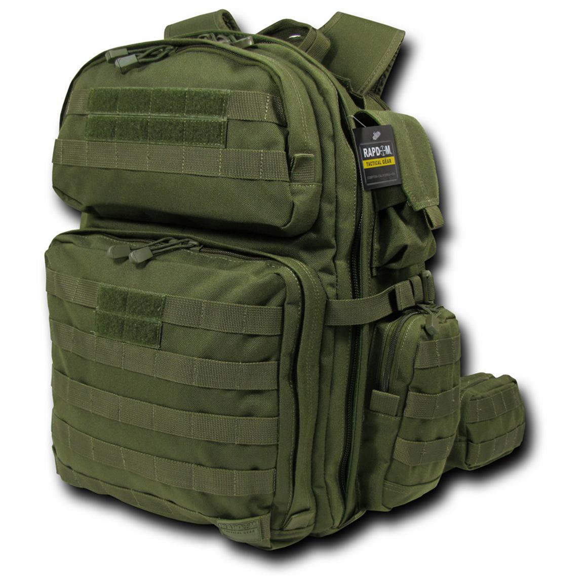 Rapid Dominance Tactical Rex (T-Rex) Assault Pack, Olive Drab
