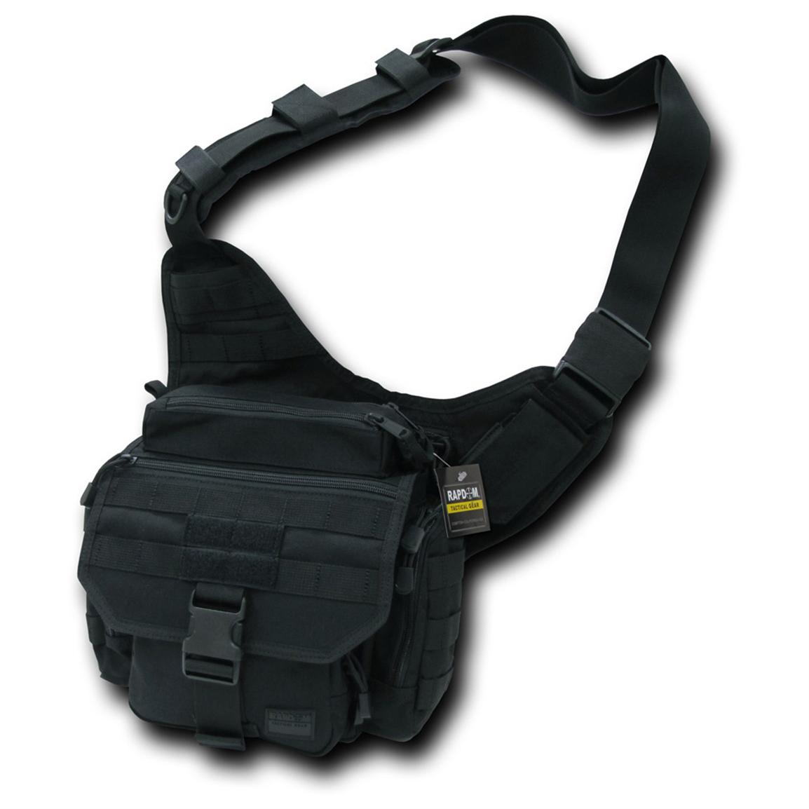 Rapid Dominance Tactical Field Bag, Black