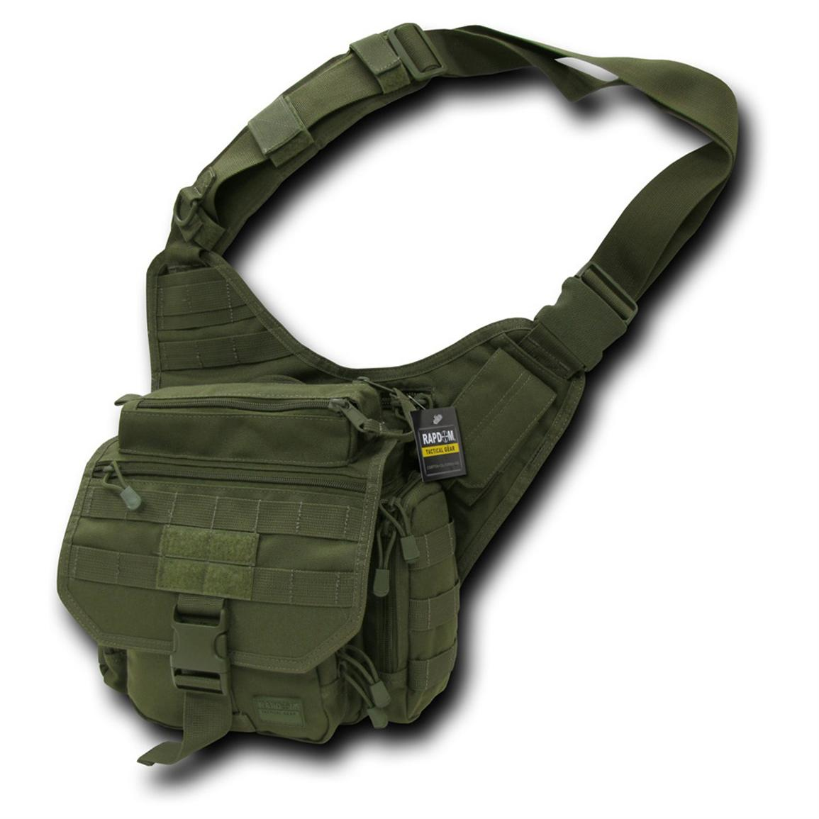 Rapid Dominance Tactical Field Bag, Olive Drab