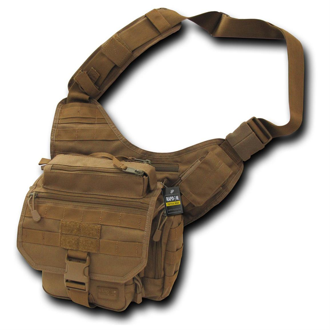 Rapid Dominance Tactical Field Bag, Coyote