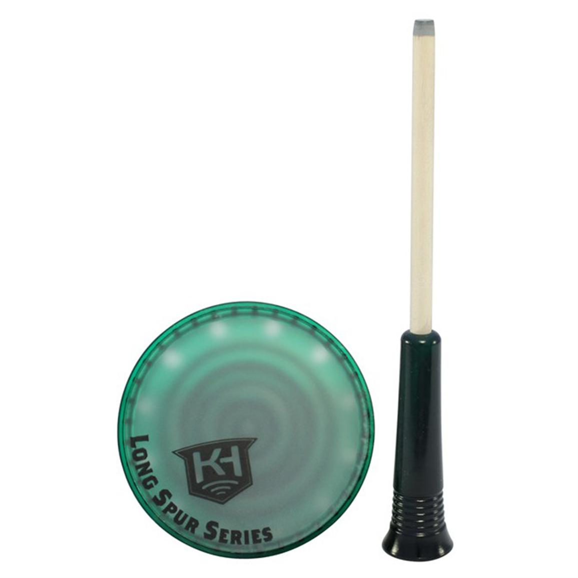Knight & Hale® Long Spur Call, Glass