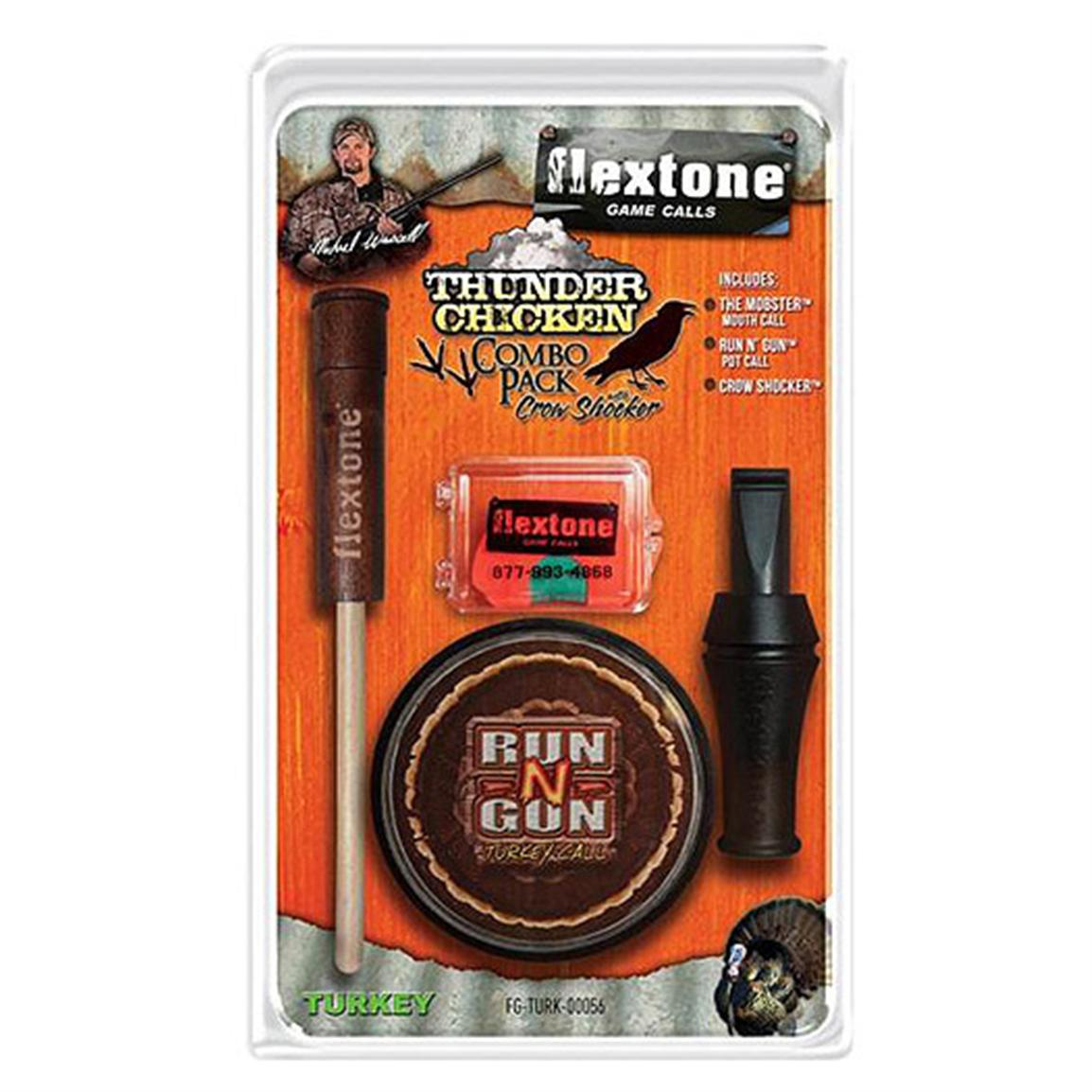 Flextone® Crow Call Combo Pack