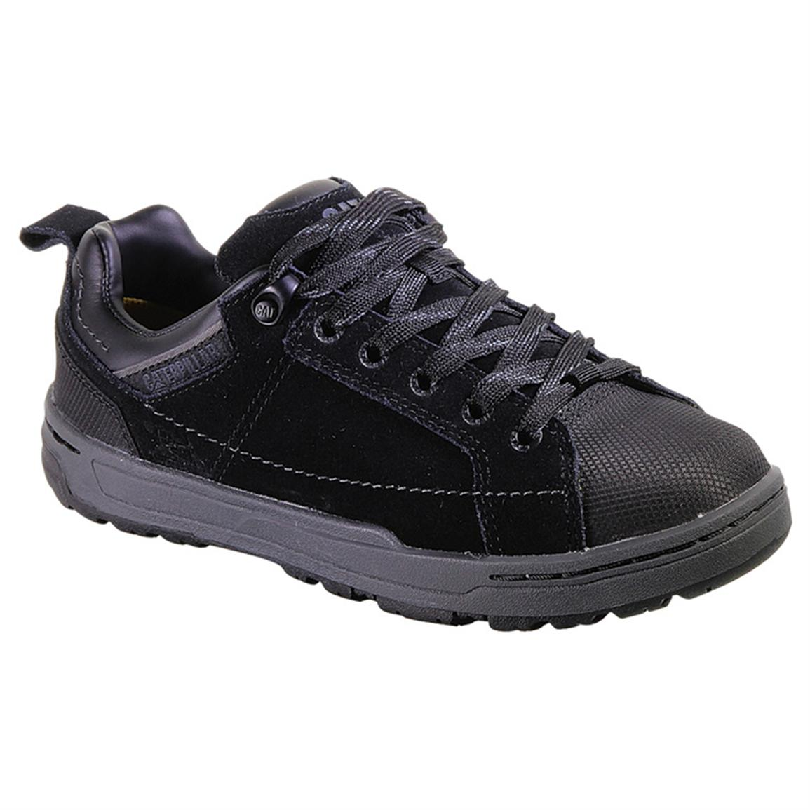 Womens Black Work Shoes